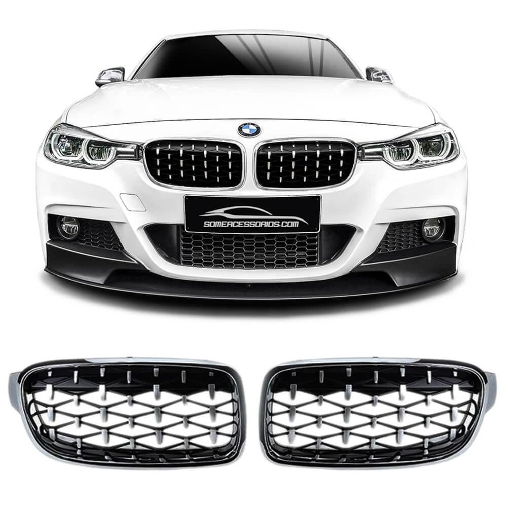 GRADE BMW SÉRIE 3 F30 METEOR DIAMOND