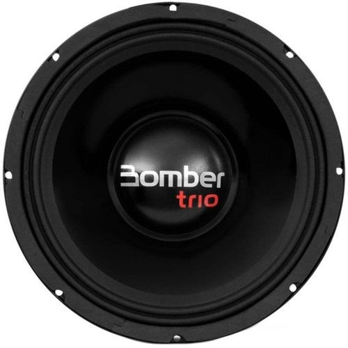 """ALTO FALANTE 15"""" BOMBER PAPA TRIO 800W RMS D4  WOOFER"""