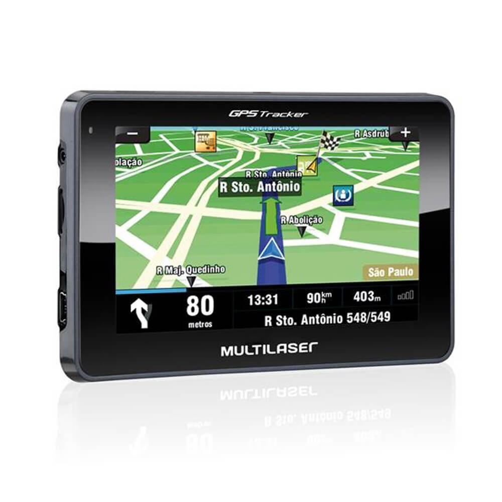 GPS TRACKER III 4,3 MULTILASER GP033