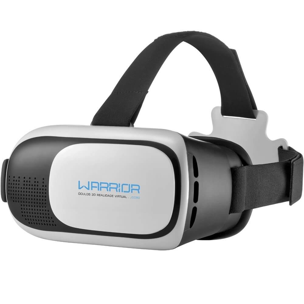 ÓCULOS 3D REALIDADE VIRTUAL MULTILASER JS080
