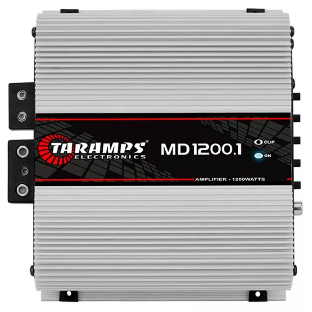 MODULO AMPLIFICADOR TARAMPS MD1200.1 2OHM  AMPLIFICADOR POTENCIA.
