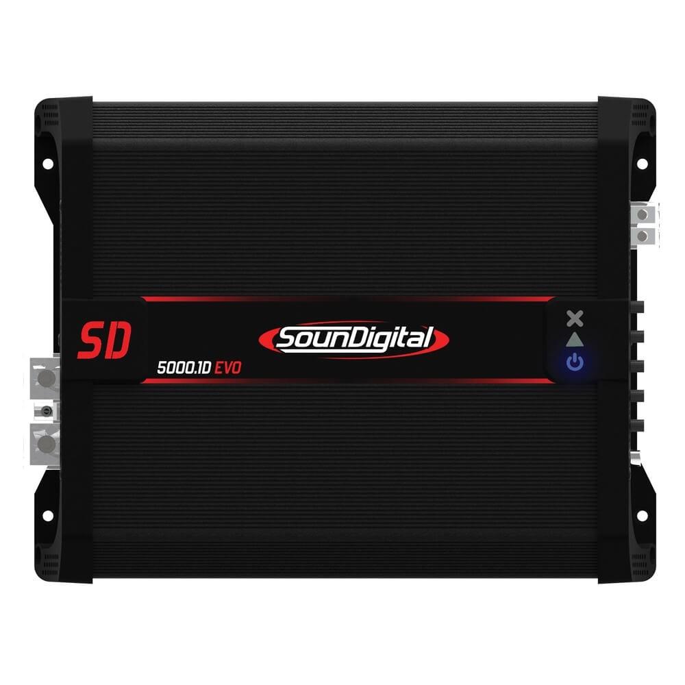 MODULO POTENCIA SOUNDIGITAL SD5000.1D EVO 1 OHM
