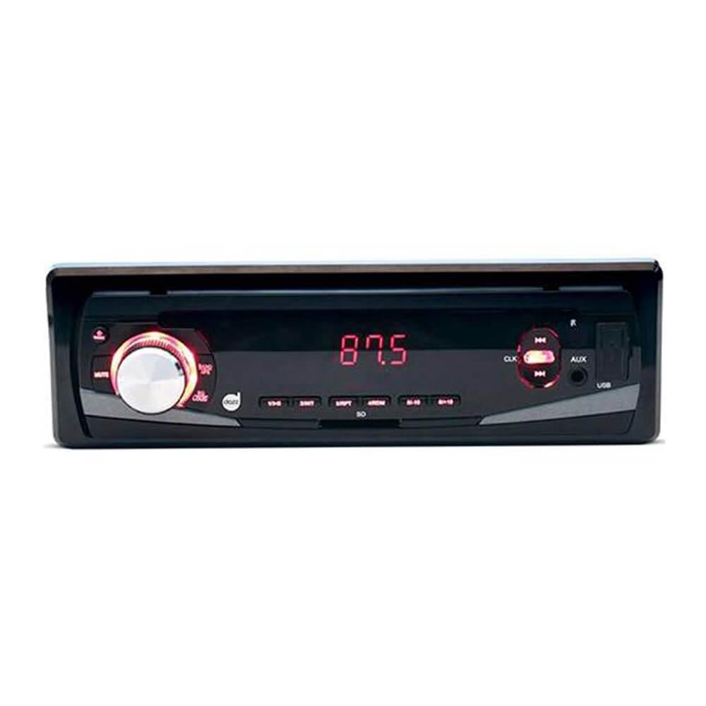 MP3 AUTOMOTIVO DAZZ Bluetooth  DZ-651251 FM AUX USB SD