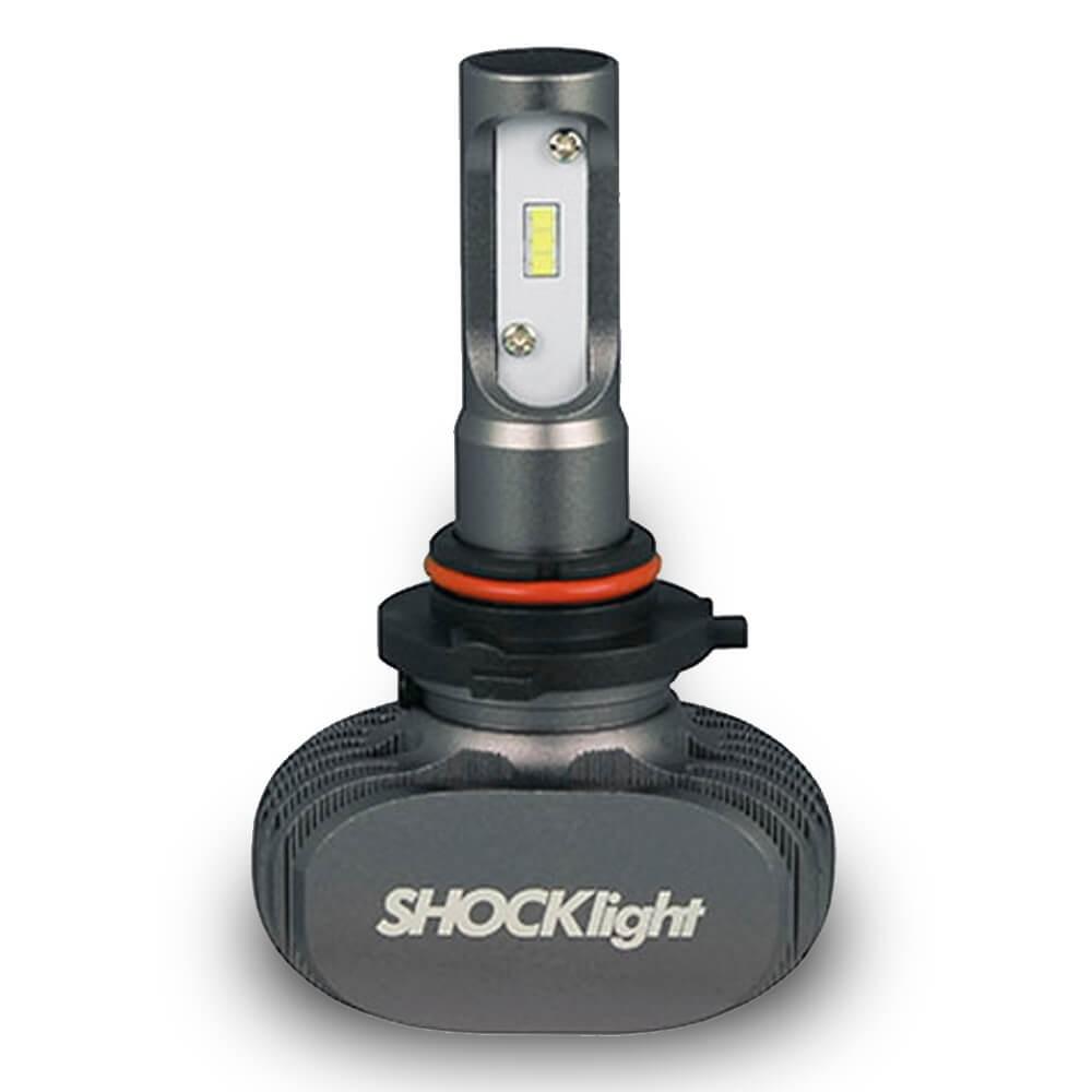 KIT LED HEADLIGHT HB3 9005 12V 6000K 50W 5000LM SHOCKLIGHT