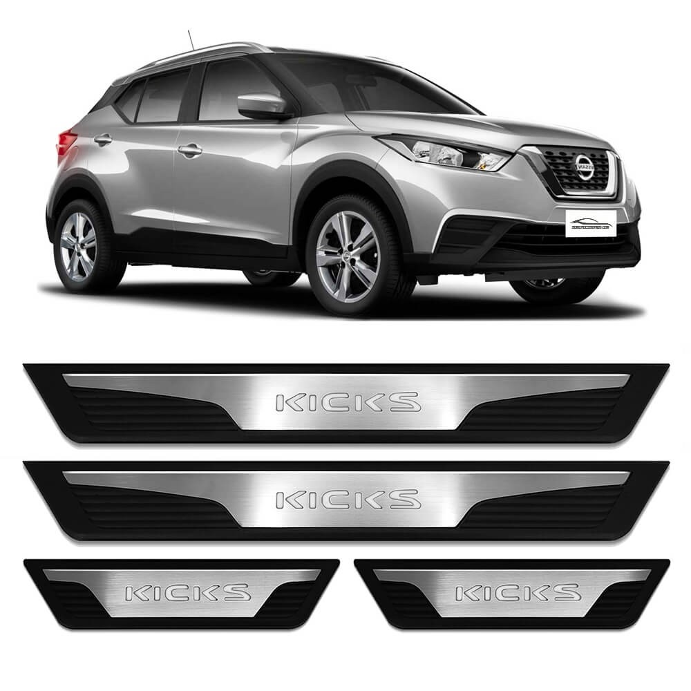 SOLEIRA LED NISSAN KICKS