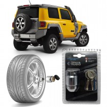 TRAVA ANTI FURTO MK2 PARA ESTEPE ECOSPORT / TROLLER / PAJERO / SPIN / TR4