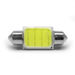 LAMPADA LED COB C5W TORPEDO 12V 36MM Vo6