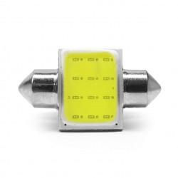 LAMPADA LED COB C5w TORPEDO 12V 31MM Vo6