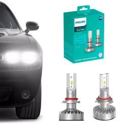 LAMPADA AUTOMOTIVA LED HB3/4 6000K PHILIPS 11005ULX2
