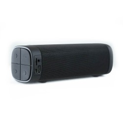 CAIXA SOM PORTÁTIL BLUETOOTH 10W RMS MY BOMBER SMART BLACK