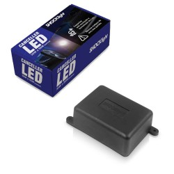 CANCELLER UNIVERSAL PARA LED 35W A 55W CANBUS SHOCKLIGHT SLL20000