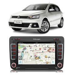CENTRAL MULTIMIDIA MODELO VW16MX NOVO GOL 2017 SEM DISCOVERY E COMPOSITION MEDIA MK2 VW16MXGOL 6658A