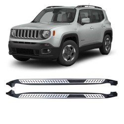 ESTRIBO LATERAL JEEP RENEGADE 2016 A 2018 MK2