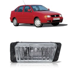 FAROL AUXILIAR POLO HATCH SEDAN 1997 ATE 2002 LE SHOCKLIGHT MSL-261802R