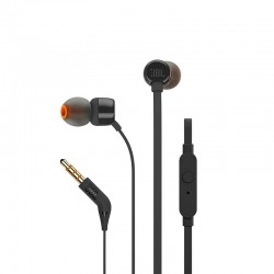 FONE JBL T110 PRETO IN EAR BY HARMAN