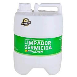 LIMPADOR GERMICIDA 5 LITROS FINISHER