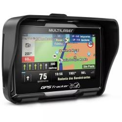 GPS MULTILASER 4.3 PARA MOTO  A PROVA DE AGUA GP040