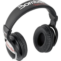 HEADPHONE BOMBER ROCK IN RIO BLACK BOMBER