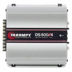 MODULO AMPLIFICADOR TARAMPS CLASS D DS800X4 WATTS 1 OHM