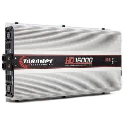 MÓDULO AMPLIFICADOR TARAMPS HD15000 15000W RMS 2 OHMS 1 CANAL DIGITAL CLASSE D