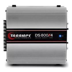 MÓDULO AMPLIFICADOR TARAMPS DS800X4 WATTS 2 OHMS AMPLIFICADOR POTENCIA