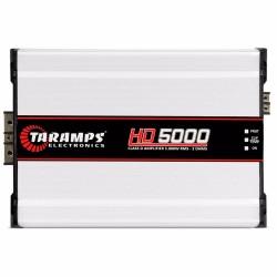 MÓDULO AMPLIFICADOR TARAMPS HD5000 5000W RMS 2 OHMS 1 CANAL DIGITAL CLASSE D