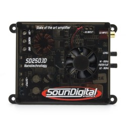MODULO POTENCIA SOUNDIGITAL SD250.1D -2 OHMS