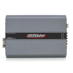 MODULO POTENCIA SOUNDIGITAL SD6500.1DEVO 2 OHMS