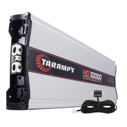 MÓDULO AMPLIFICADOR TARAMPS HD10000 1 OHM CLASSE D LINHA HD