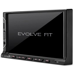 DVD 2DIN EVOLVE FIT  BLUETOOTH COM MIRRORLINK USB P3328