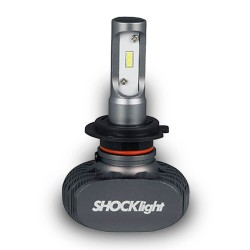 KIT LED HEADLIGHT H7 12V 6000K 50W 5000LM SHOCKLIGHT