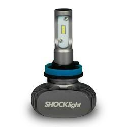KIT LED HEADLIGHT H8 H16-2 12V 6000K 50W 5000LM SHOCKLIGHT SLL-60008