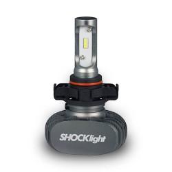 KIT LED HEADLIGHT H16 12V 6000K 50W 5000LM SHOCKLIGHT SLL-60016