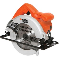 SERRA CIRCULAR 7 1/4 1.500 WATTS 220V BLACK DECKER CS1024B2