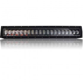 BARRA LED OFF ROAD 63CM 20 LEDS 96W LIGHT BAR MK2