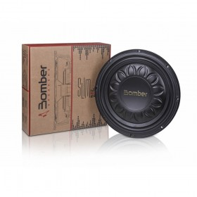 "ALTO FALANTE 08"" BOMBER SLIM SUBWOOFER HIGH POWER 300 WATTS RMS 4OHMS BOMBER 147034"