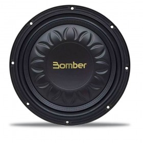 "ALTO FALANTE 12""SUBWOOFER SLIM HIGH POWER 400 WATTS RMS 4OHMS BOMBER 147036"