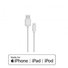 CABO USB PARA IPHONE PHILIPS 1,2M BRANCO
