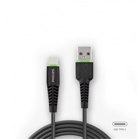 CABO USB PRETO TIPO C PHILIPS