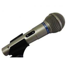 MICROFONE MC200 DINAMICO CHAMPANHE LE SON 2AM00200C