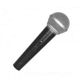 MICROFONE SM50 VK DINAMICO PRETO LE SON 2AM002525