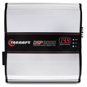 MODULO AMPLIFICADOR TARAMPS DSP3000 3000W RMS 2 OHMS 1 CANAL DIGITAL CLASSE D