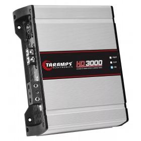 MODULO AMPLIFICADOR TARAMPS HD3000 3000W RMS 2 OHMS 1 CANAL DIGITAL CLASSE D