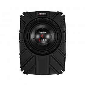 "ALTO FALANTE 08"" BOMBER SLIM SUBWOOFER 200 WATTS RMS 4OHMS BOMBER 147023"
